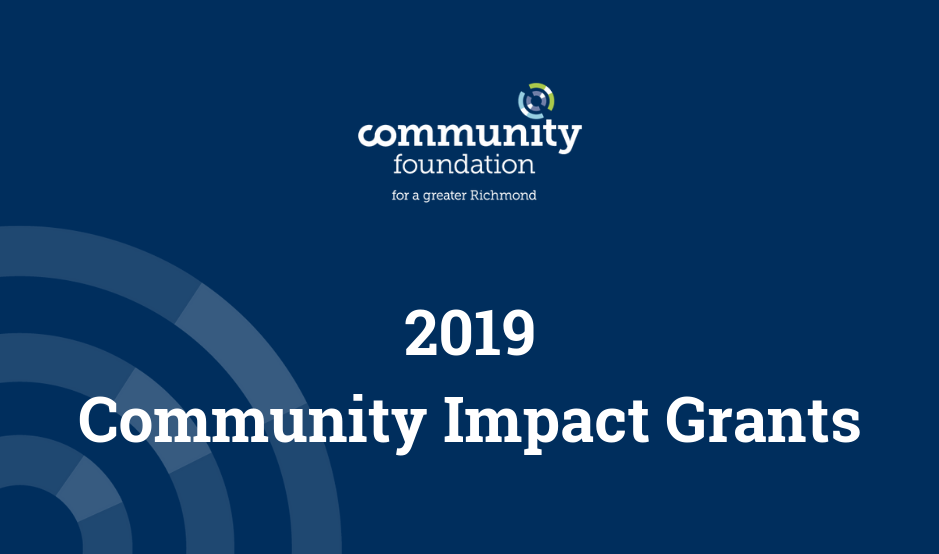 Community Foundation Announces 2019 Community Impact Grants