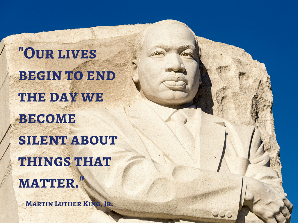 Honoring MLK through a day of Service