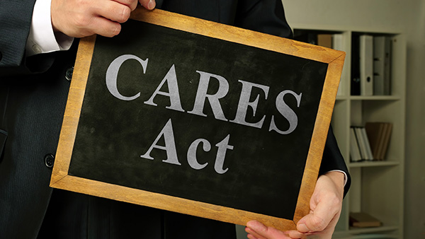 In sync on giving: Lawmakers from both parties support expansion of CARES Act deduction