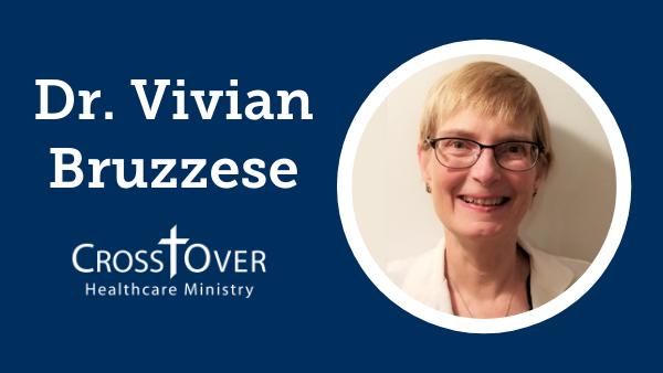 Q&A with Dr. Vivian Bruzzese, CrossOver Healthcare Ministry