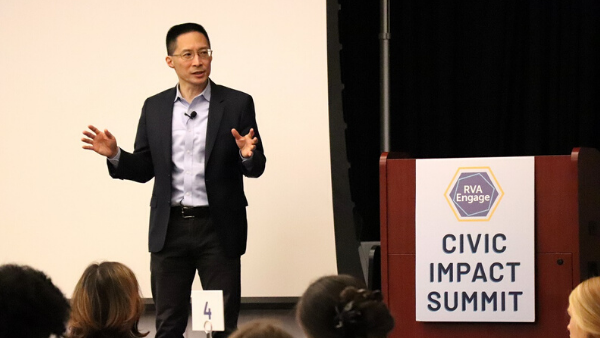 'Seen & Heard' at the Civic Impact Summit