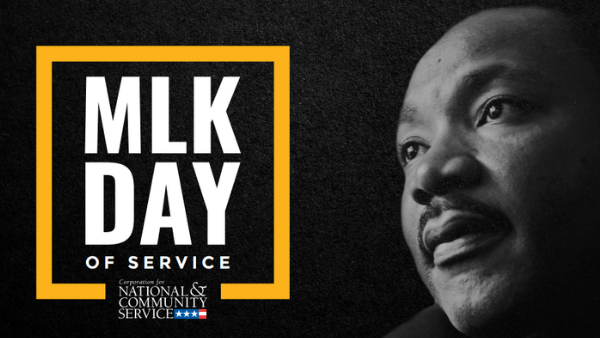 Make MLK Day 'a day on, not a day off'