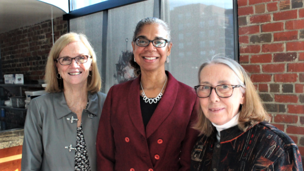 Women leaders share community health insights