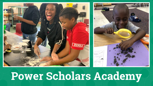 Power Scholars: A data-driven twist on summer school