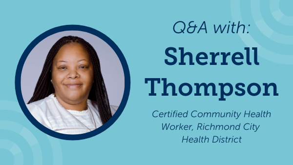 Q&A with Sherrell Thompson, CCHW