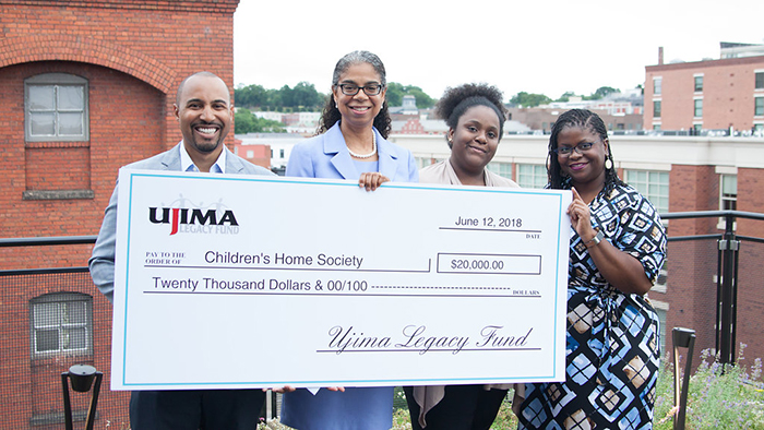 Ujima Legacy Fund Gives to Youth Organizations
