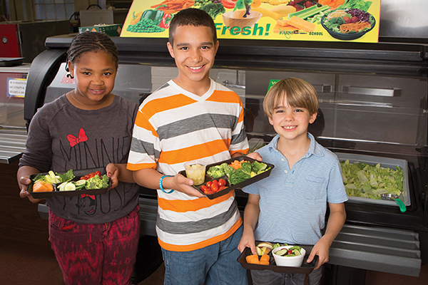 Enhancing Healthy Living: Eat Fresh RPS