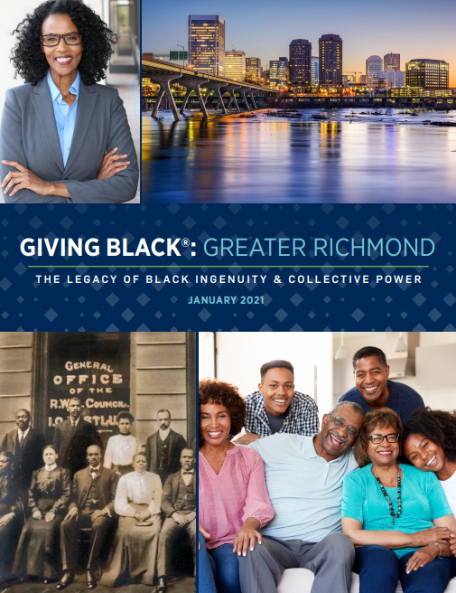 Giving Black®: Greater Richmond Debuts First Study of Local Black Giving